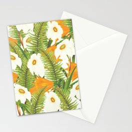 Summer Narcissus Stationery Cards