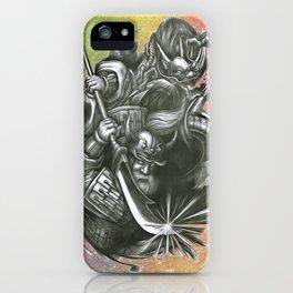 Japanese Samurai Ninja Warrior (16) iPhone Case