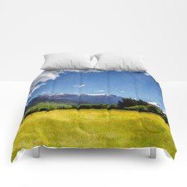 Green Fields & Mountain Comforters