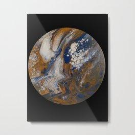 Planetary Metal Print