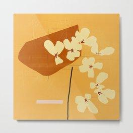 abstract minimal 53 Metal Print