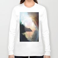 stay gold Long Sleeve T-shirts featuring stay gold by Kiki collagist