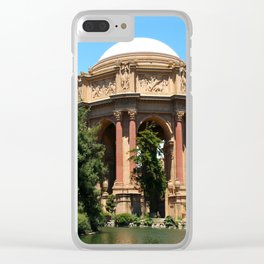 View Over The Lagoone To The Palace Of Fine Arts - San Francisco Clear iPhone Case