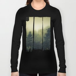 Forests never sleep Long Sleeve T-shirt