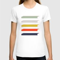 parks and rec T-shirts featuring Rec Stripes by After Hours