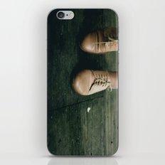 thrifting magic iPhone & iPod Skin