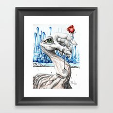 250714 Framed Art Print