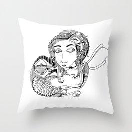 Laura Throw Pillow