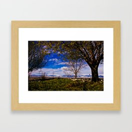 Colorful Colorado  Framed Art Print