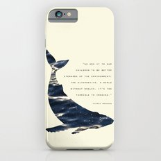 World Without Whales iPhone 6s Slim Case
