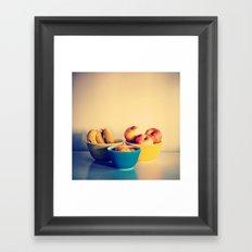 Bowl of Fruit Framed Art Print