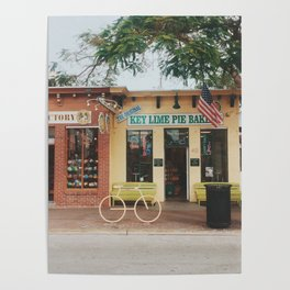 The Original Key Lime Pie Bakery Poster