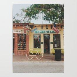 The Original Key Lime Pie Bakery Poster