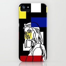 Mosaic iPhone Case