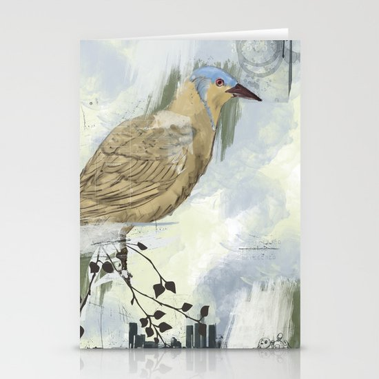 Bird City Stationery Cards