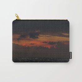 A Sky On Fire Carry-All Pouch