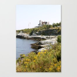Castle Hill II Canvas Print