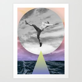 Ascension Art Print