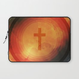 Thanks Be To God Laptop Sleeve