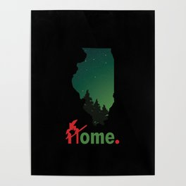 Rockford Proud Poster