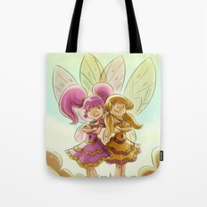 Goblins Drool, Fairies Rule! - P.B. and Jelly Tote Bag