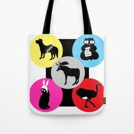 A Family of Belchers Tote Bag