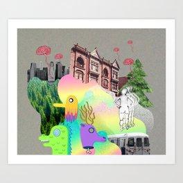 BK Art Print