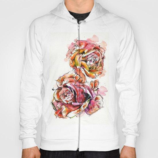 Rose Blooms Hoody