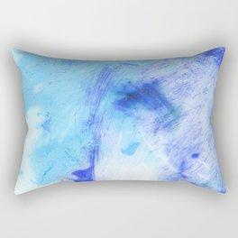 Indigo Bleu Rectangular Pillow