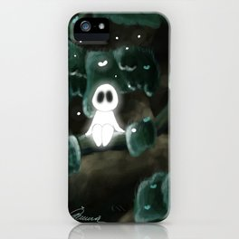 Kodamas iPhone Case