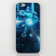 Mecha series // Seth iPhone & iPod Skin