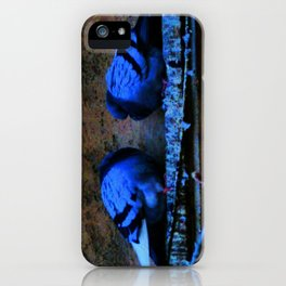 Romeo and Juliette iPhone Case