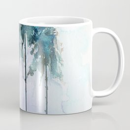 Siberian Forest 2 Coffee Mug