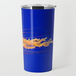He moves from point to point with as little uproar as a jellyfish. --Plum Travel Mug
