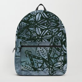 Mandala Splash Backpack