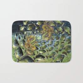 Bluegill Dragons Bath Mat