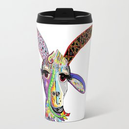 Somebody Got Your Goat? Travel Mug