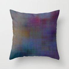 Blend#5 Throw Pillow