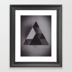 2try Framed Art Print