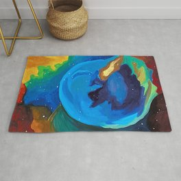 The Bubble Nebula Rug