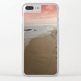 Costa Oeste Clear iPhone Case