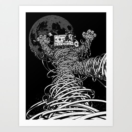 Killer Mix II Art Print
