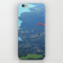Alone In The Sky iPhone Skin