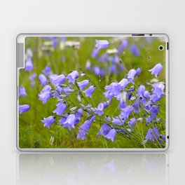 Bluebells Meadow #decor #society6 Laptop & iPad Skin