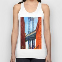 dumbo Tank Tops featuring Dumbo by Michael Sofronski