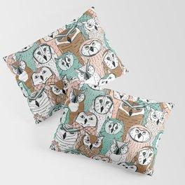 owls limited Pillow Sham