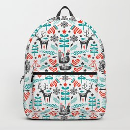 Hygge Holiday Backpack