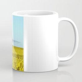 Fife's Golden Fields Of Rapeseed. Coffee Mug