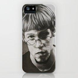 Looking: Nick Pruitt  iPhone Case
