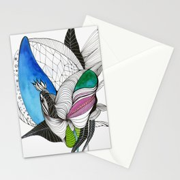 From the Moth(er) serie 1 Stationery Cards